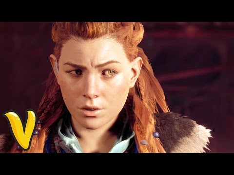 HORIZON ZERO DAWN ALOY'S MOTHER!?! :: Horizon Zero Dawn Gameplay Episode 6