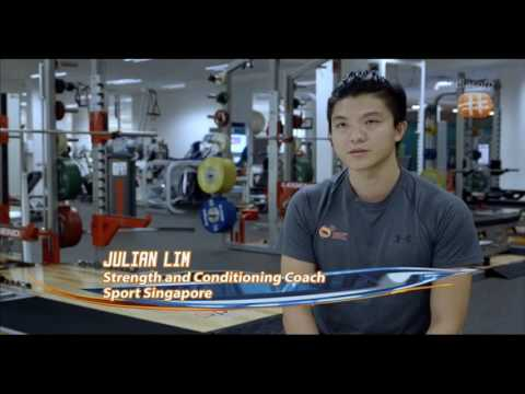 Liang Xiaoyu | Team Singapore Badminton Player | 2016 RIO Olympics | S&C