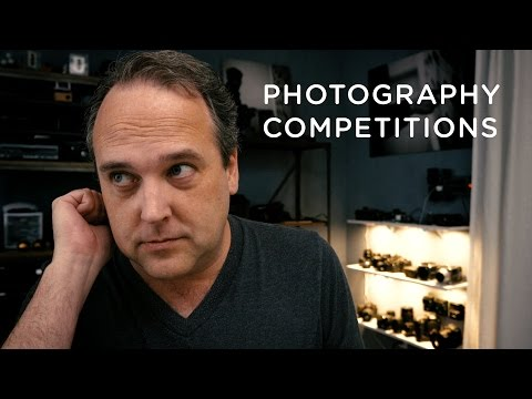 PHOTOGRAPHY CONTESTS :: ARE THEY WORTH IT?