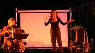 """Agerola (NA) - Maria Rosaria Omaggio al Festival """"Sui Sentieri degli Dei"""" (12.08.13)"""