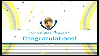Wii Play - All Platinum Medals Earned!