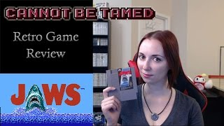 Game | Jaws NES Retro Gaming Review | Jaws NES Retro Gaming Review