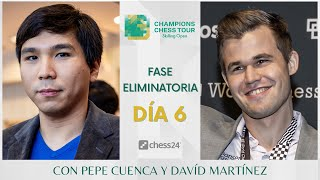 Magnus Carlsen vs Wesley So | Final Skilling Open