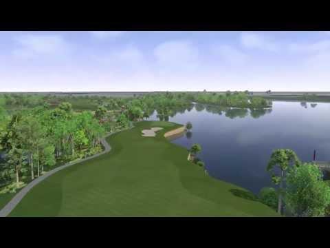 Full Swing Golf Simulator Course Demo 3