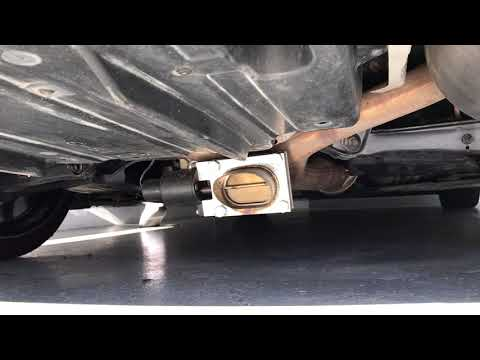 Lexus isf exhaust cut out🚘