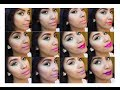 Favorite Spring/Summer Lipsticks 2014   Lip Swatches (MAC, Limecrime, Dose of Colors)