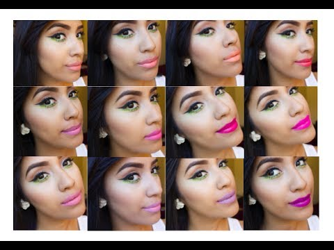 Favorite SpringSummer Lipsticks 2014 Lip Swatches MAC
