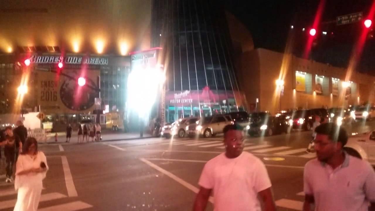 Music Row. Nashville 2016