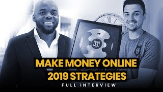 How to make money online in 2019 - new strategies