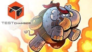 Test Chamber - Tembo The Badass Elephant