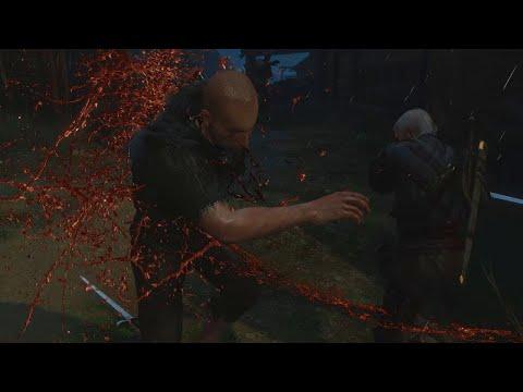 """Убил доплера - #2 Отыгрыш злодея в """"Ведьмак 3 Дикая Охота"""""""