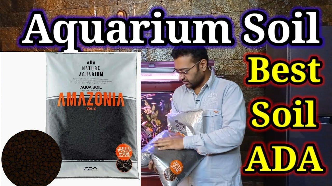 Aquarium Soil / ADA  Aqua Soil / Aquarium Substrate / Planted Aquarium Soil / Amazonia / AJ Aquarium