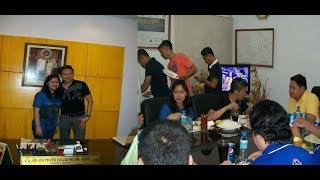 Nakakagimbal circulated online Chiz Escudero at mga Parojinog magkasama