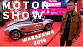 Motor Show 2019 Warszawa. Варшава Мотор Шоу 2019. Дрифт. Оффроад
