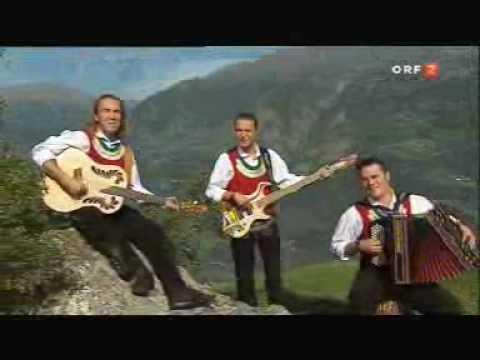 Die Jungen Zillertaler - Hirschbichlalm Boarischer (2004)