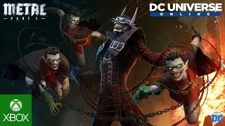 DC Universe Online - Metal Part I