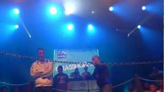 Grasshopper vs. Ulezavunje ( Official HD Video ) Red Bull MC Battle 2012
