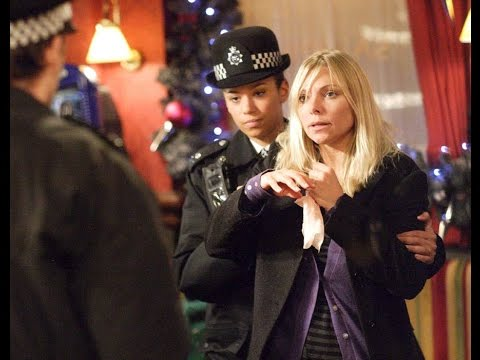 EastEnders - Ronnie is Arrested for Killing Archie (26th December 2009)