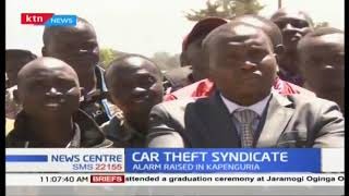 Cases of car theft : Leaders want security apparatus to ACT