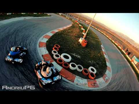 GO-KART meets RACING DRONE - at 2 inch