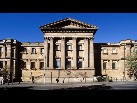 The museums from the USA and Australia