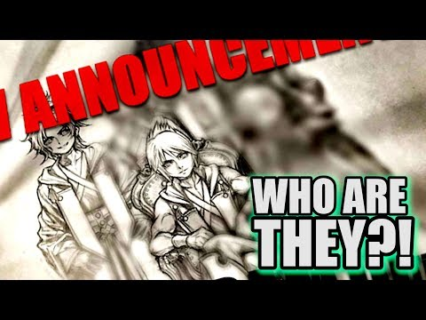 WHO Are These Characters? - Kingdom Hearts Dark Road