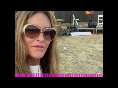 Caitlyn Jenner Exploiting The Malibu Fires? | Perez Hilton