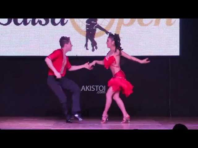 WORLD SALSA OPEN - PUERTO RICO 2013 Videos De Viajes