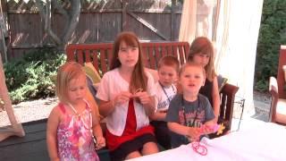 Catholic Kids Rosary Camp 2012