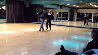 Jordan Frisbee And Tatiana Mollman In Austin 2013