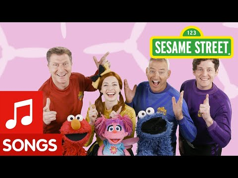 Sesame Street: Do the Propeller Song with The Wiggles!