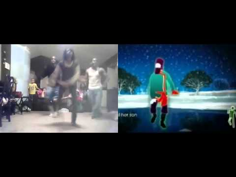 just-dance-2-rasputin-side-by-side