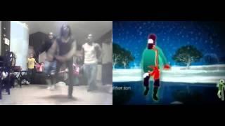 Repeat youtube video Just Dance 2 - Rasputin (side by side)