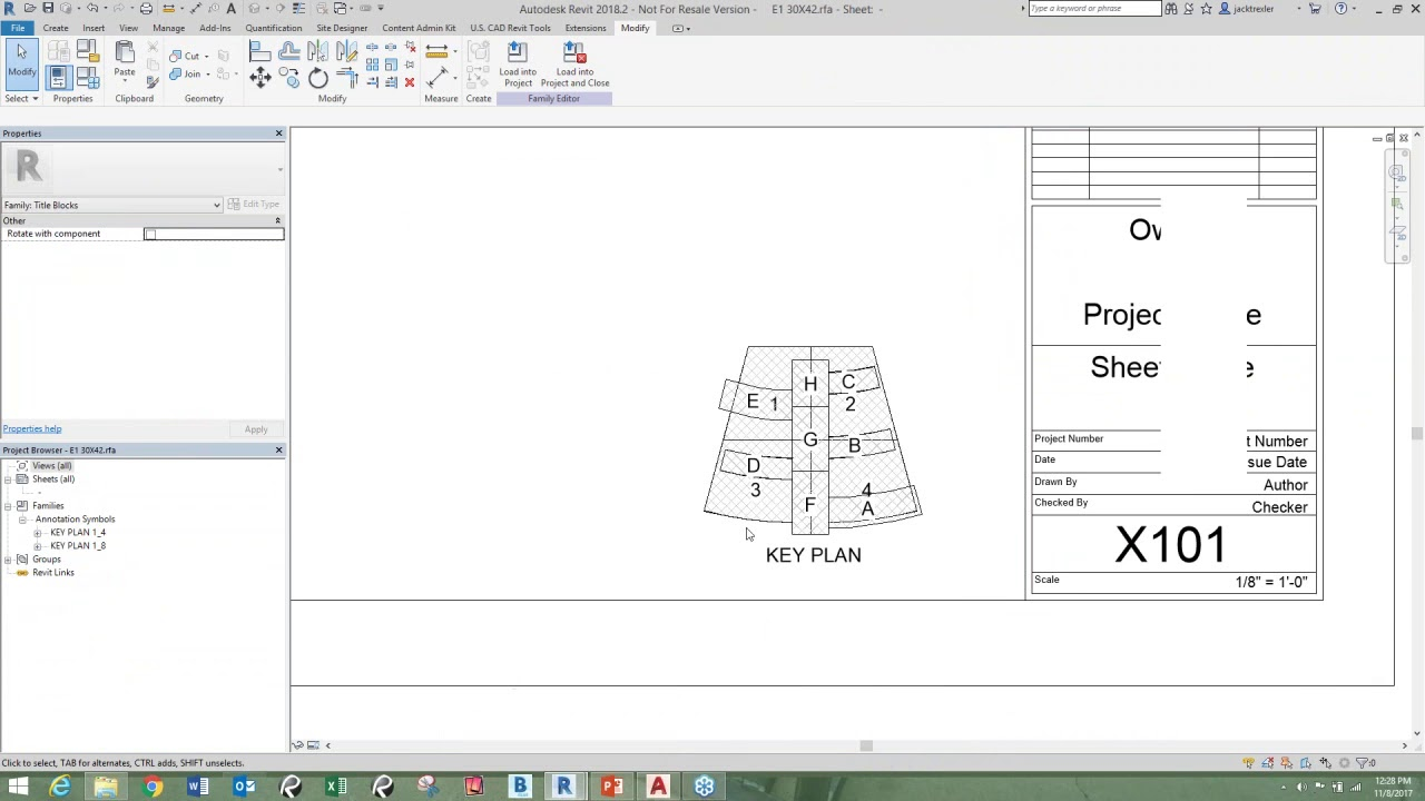 Revit Elevation Key Plan : From autocad to revit revision schedules deltas in