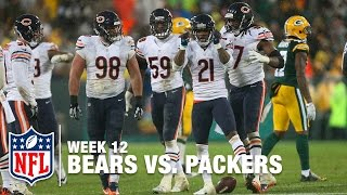 Bears D Stops Pack from Scoring Game-Winning TD | Bears vs. Packers | NFL