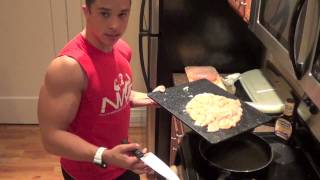 Make Chicken Taste Good - Natural Bodybuilder - Nick Wright