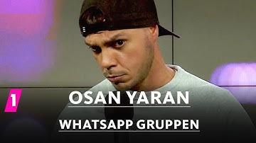 Osan Yaran: WhatsApp Gruppen | 1LIVE Generation Gag