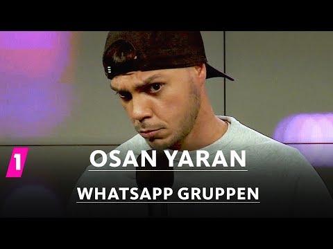 Osan Yaran: WhatsApp