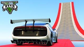 GTA V Online: PRIMEIRA CORRIDA com NOVO CARRO iMORGON!!! ($2,000,000)