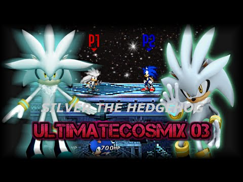 SSBC: Silver the Hedgehog Next Gen(2006) Mod Preview-1