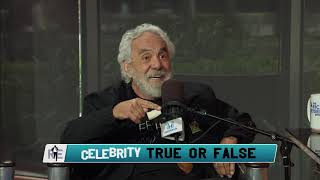 Actor Tommy Chong Plays Celebrity True or False | The Rich Eisen Show | 1/21/20
