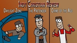 Daylight Zone/The Pretender/Crime of the Age - INDY CHRISTIAN REVIEW with Zack Lawrence