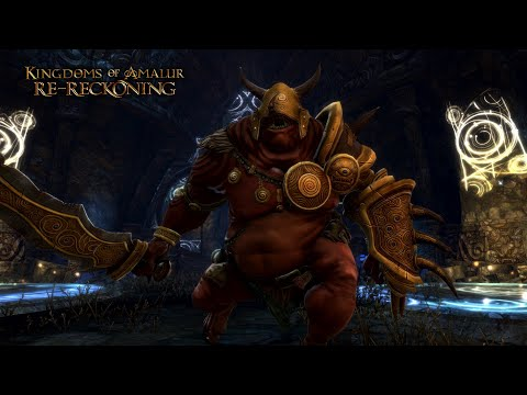 Kingdoms of Amalur: Re-Reckoning - Nintendo Switch Announcement Trailer
