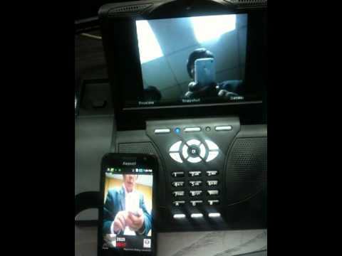 Android SIP Video Phone