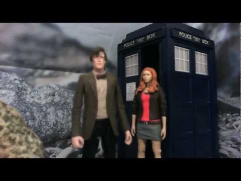 Doctor Who:The Fear Of Wars Animated Pre-title Sequence