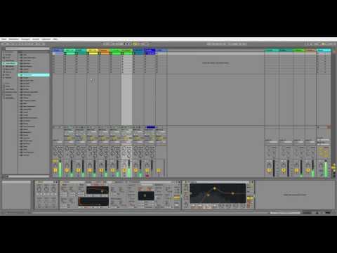 Sonntagsjam Part 2 Techno (Ableton Live 2016)