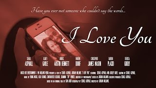 'I Love You' Short film