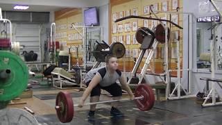 Новокрещенов Тимофей, 11 лет Рывок 17 кг