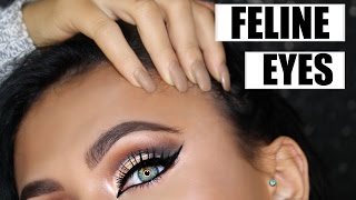Feline Eyes | Full Face ONE Brand Models Own | ItsSabrina Ad