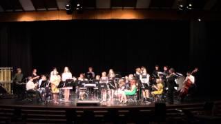 Blackhawk High School Concert Band Spring Concert 2013 2014